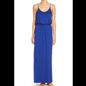Lush Knit Maxi Dress - Size Medium 💙